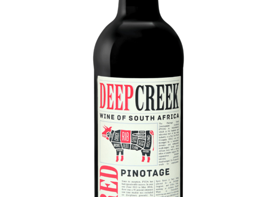 Deep Creek Pinotage